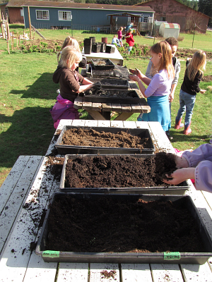first grade soil seriation march2015_7303