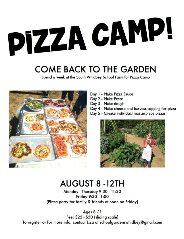 Pizza Camp Flier Post  copy 2