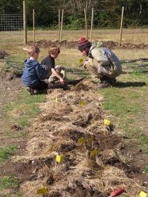 Ryan Viscito, School Farm Curriculum Apprentice