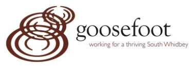 Goosefoot logo