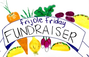 Frijole Friday Fundraiser poster_1604 copy