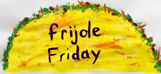 Frijole Friday taco_1602