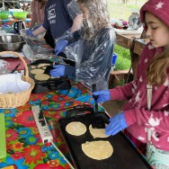 Earth Day 2019 making tacos_8059