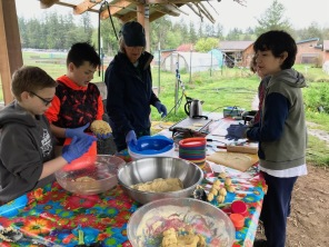 Earth Day 2019 making tortillas_8008